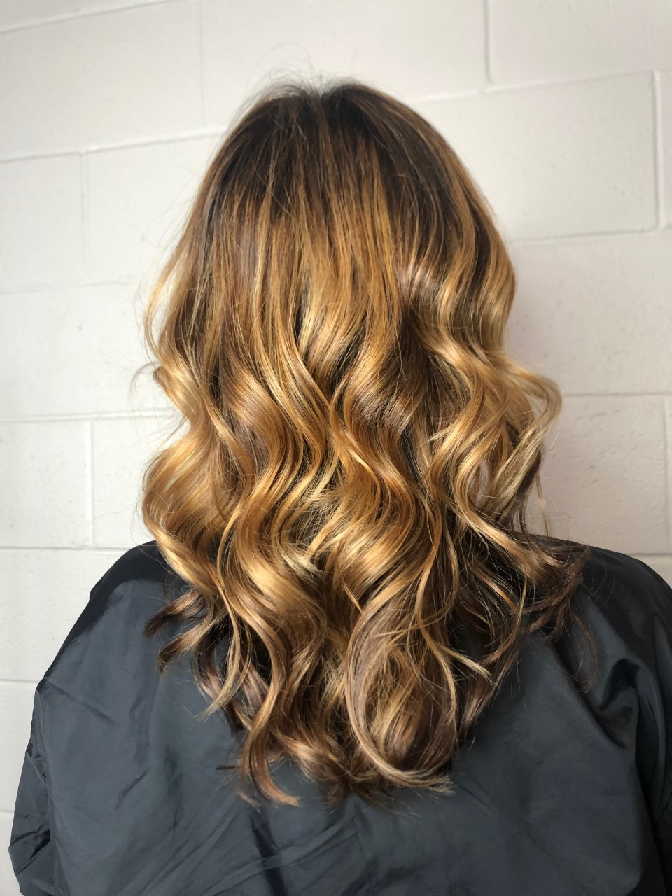 Root Touch up and Highlights